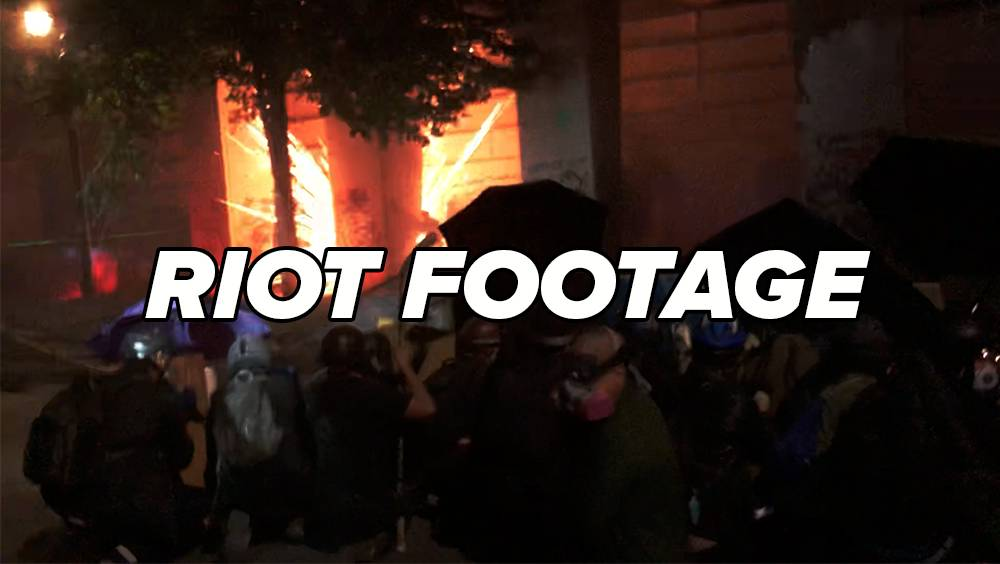Riot Footage