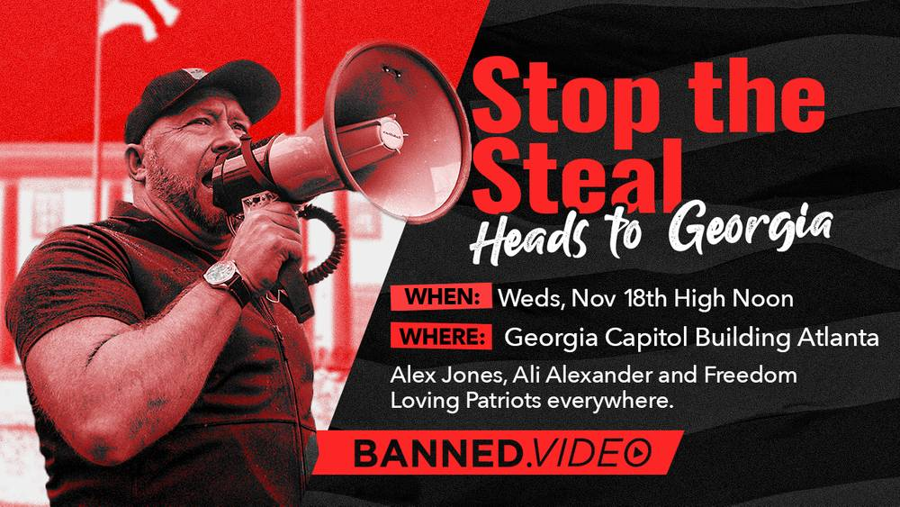 Stop The Steal Protests