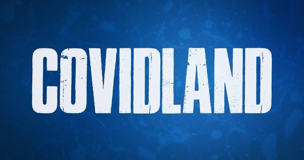 COVIDLAND Infowars Original Series