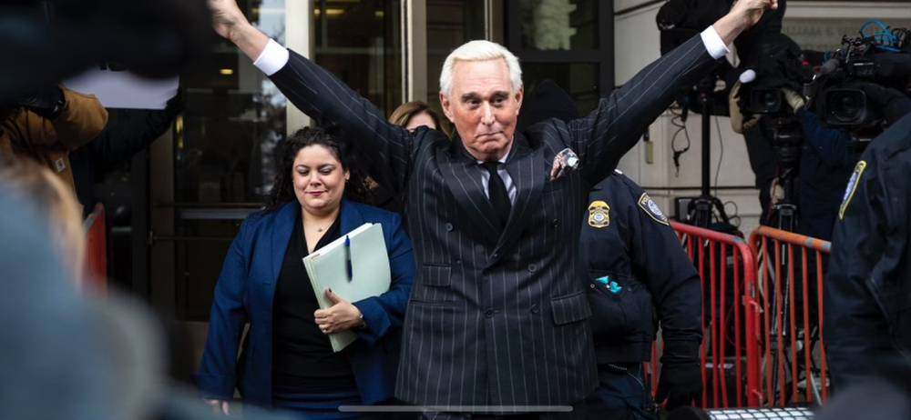 The Roger Stone Zone