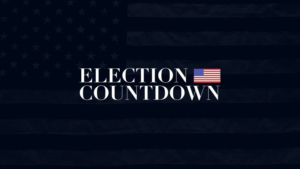 2020 Election Countdown Take Back America
