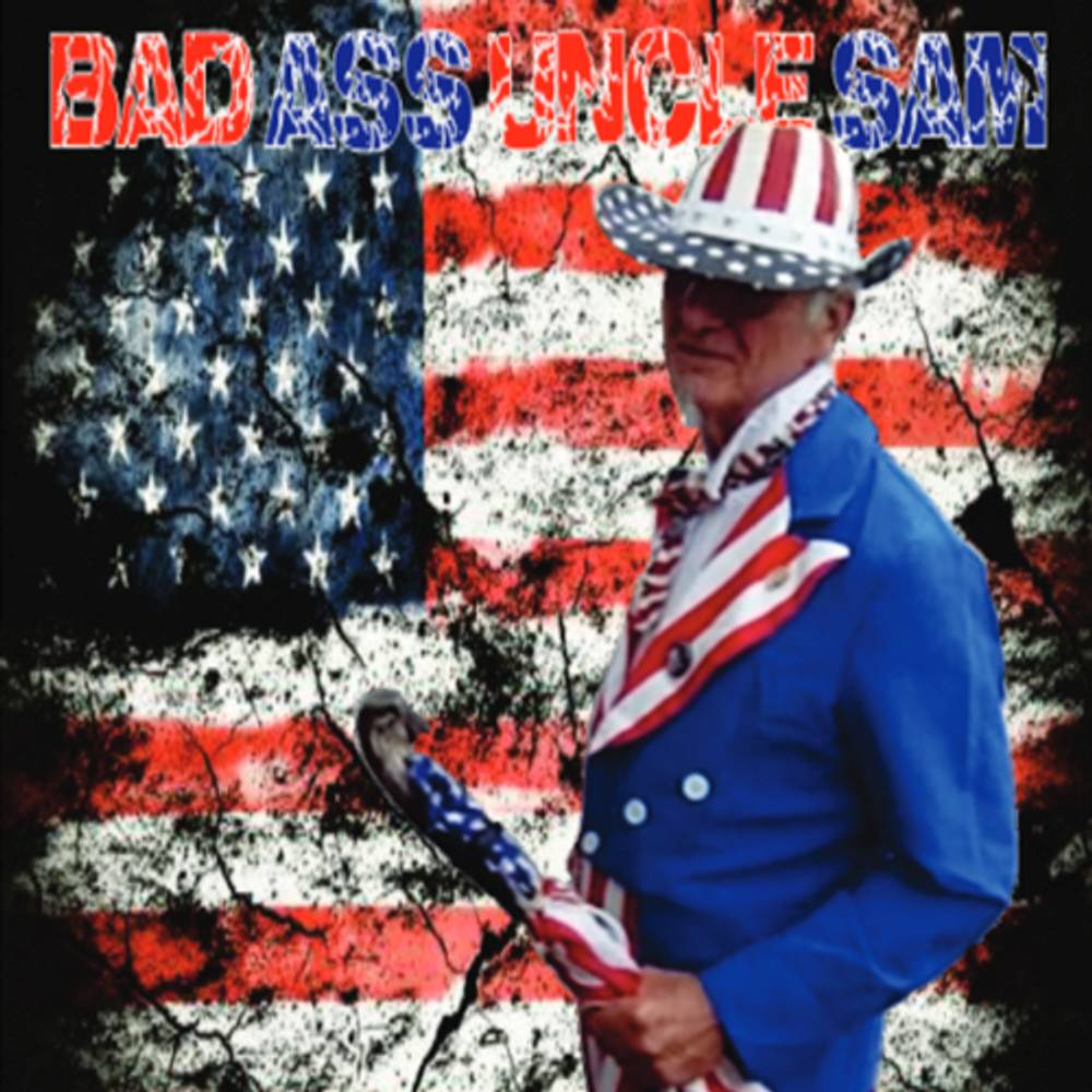 Badass Uncle Sam