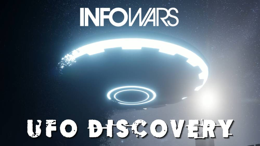 InfoWars UFO Discovery