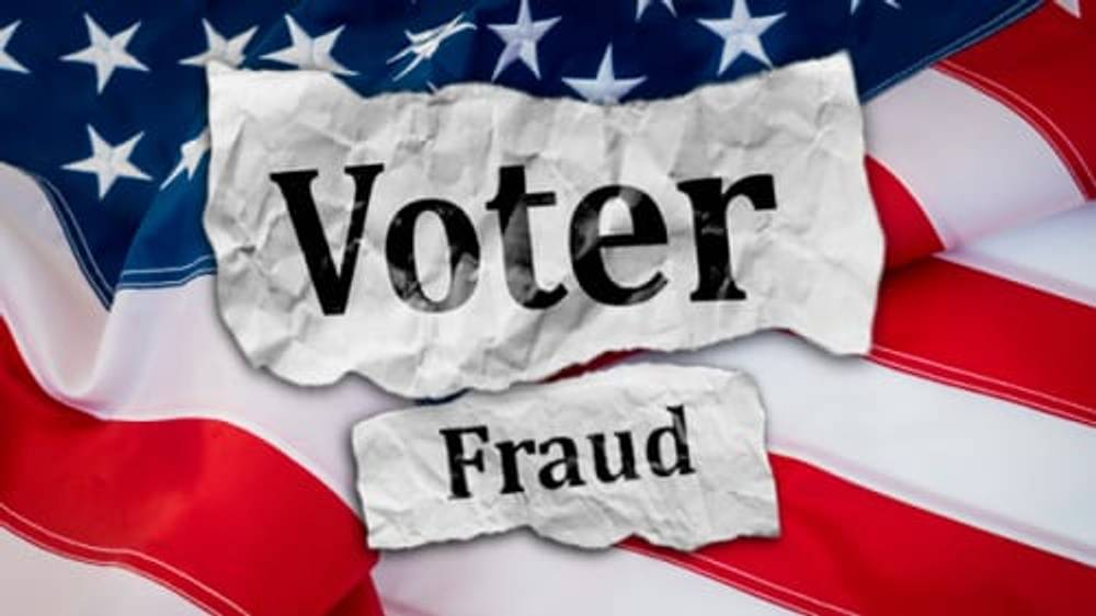 Evidence of Widespread Election Fraud