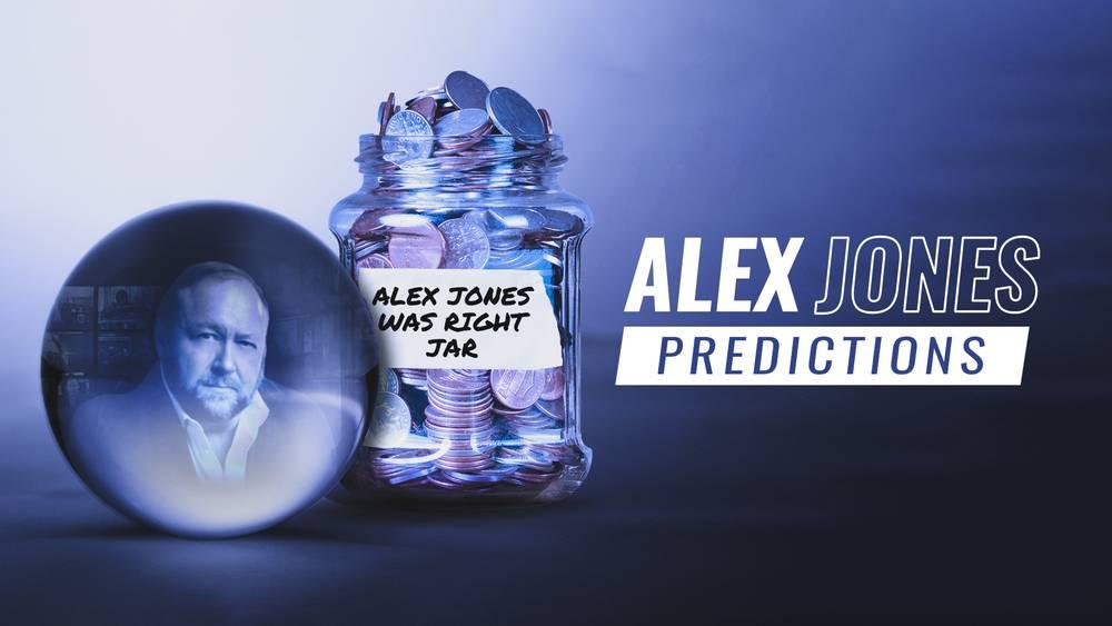 Alex Jones Predictions