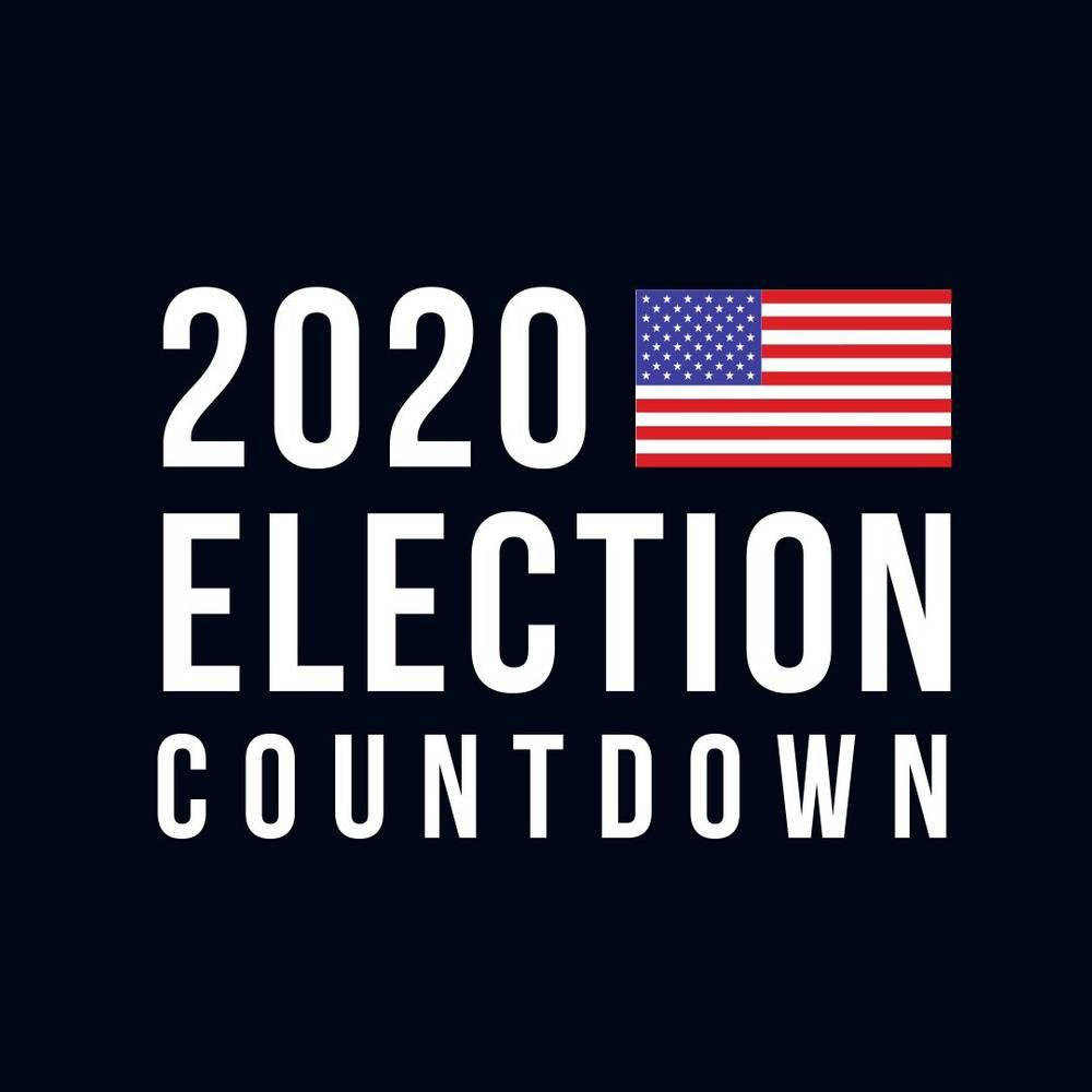 2020 Election Countdown Take Back America