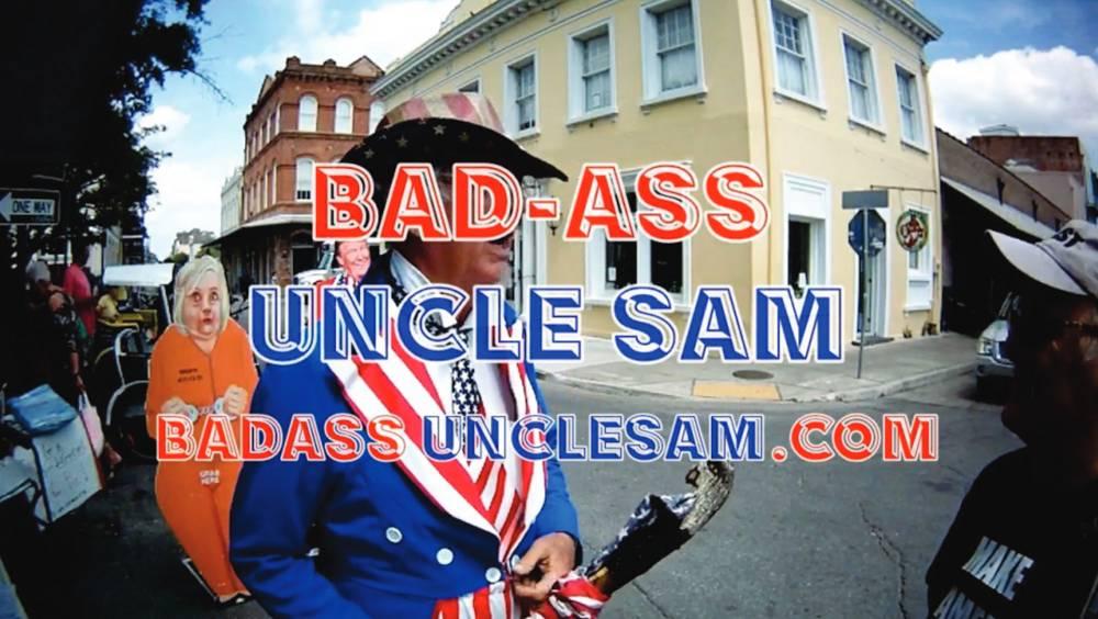 Badass Uncle Sam