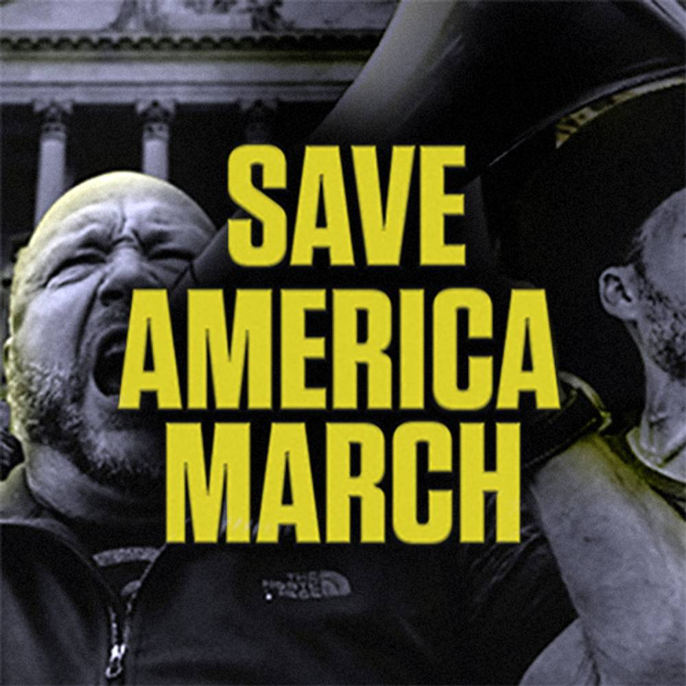 Jan 6th Protest and Save America March